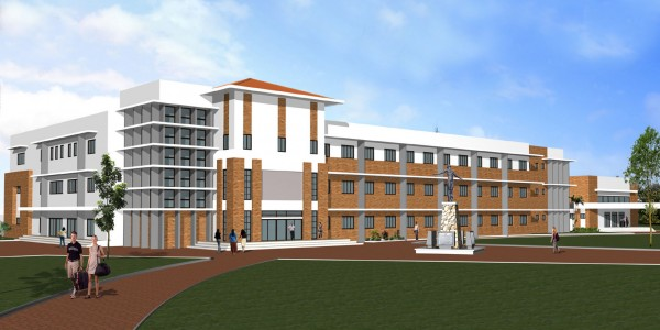 UP Pampanga Academic Building
